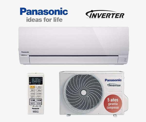 instalacion de aire acondicionado mini split inverter